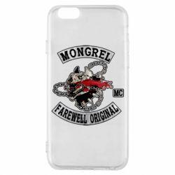 Чохол для iPhone 6/6S Mongrel MC