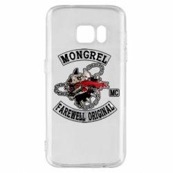 Чохол для Samsung S7 Mongrel MC