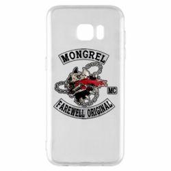 Чохол для Samsung S7 EDGE Mongrel MC