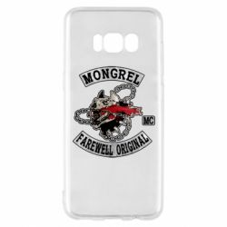 Чохол для Samsung S8 Mongrel MC