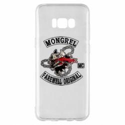 Чохол для Samsung S8+ Mongrel MC