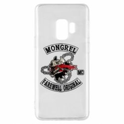 Чохол для Samsung S9 Mongrel MC