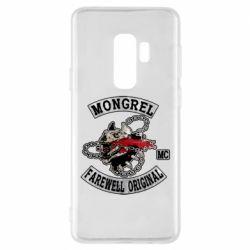 Чохол для Samsung S9+ Mongrel MC