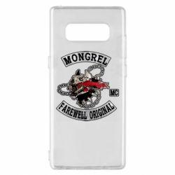 Чохол для Samsung Note 8 Mongrel MC
