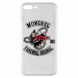 Чохол для iPhone 8 Plus Mongrel MC