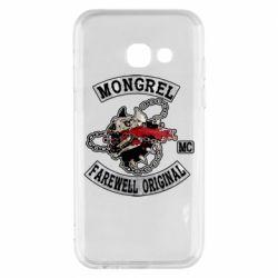 Чохол для Samsung A3 2017 Mongrel MC