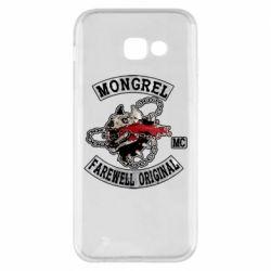 Чохол для Samsung A5 2017 Mongrel MC