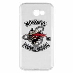 Чохол для Samsung A7 2017 Mongrel MC