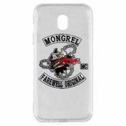 Чохол для Samsung J3 2017 Mongrel MC