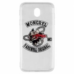 Чохол для Samsung J7 2017 Mongrel MC