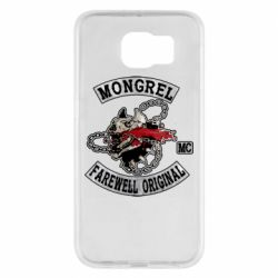 Чохол для Samsung S6 Mongrel MC