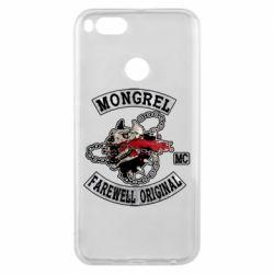 Чехол для Xiaomi Mi A1 Mongrel MC