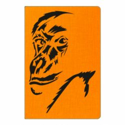 Блокнот А5 Monkey face features