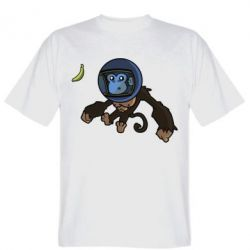 Футболка Monkey in space