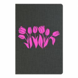 Блокнот А5 Monochrome tulips