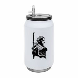 Термобанка 350ml Monochrome witcher