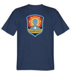 Чоловіча футболка Monolith