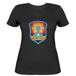 Жіноча футболка Monolith