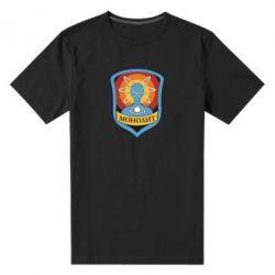 Чоловіча стрейчева футболка Monolith
