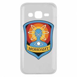 Чохол для Samsung J2 2015 Monolith