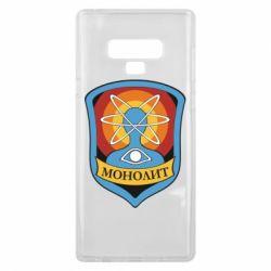 Чохол для Samsung Note 9 Monolith