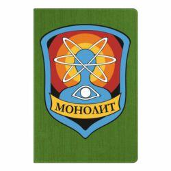 Блокнот А5 Monolith