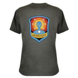 Камуфляжна футболка Monolith