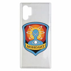 Чохол для Samsung Note 10 Plus Monolith