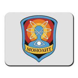 Килимок для миші Monolith