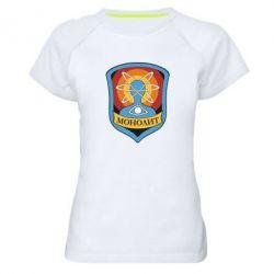 Жіноча спортивна футболка Monolith