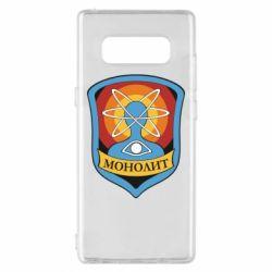 Чохол для Samsung Note 8 Monolith