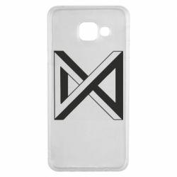 Чохол для Samsung A3 2016 Monsta x simbol