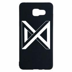 Чохол для Samsung A5 2016 Monsta x simbol