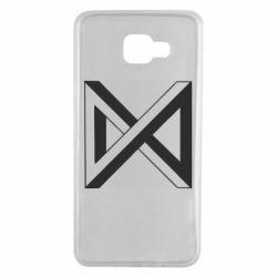 Чохол для Samsung A7 2016 Monsta x simbol