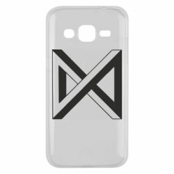 Чохол для Samsung J2 2015 Monsta x simbol