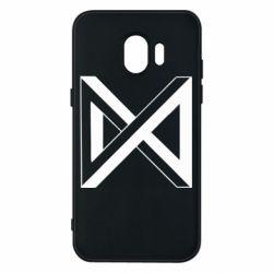 Чохол для Samsung J2 2018 Monsta x simbol