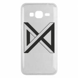 Чохол для Samsung J3 2016 Monsta x simbol