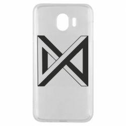 Чохол для Samsung J4 Monsta x simbol
