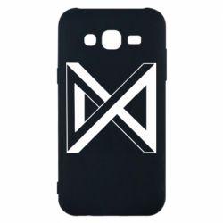 Чохол для Samsung J5 2015 Monsta x simbol