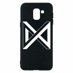 Чохол для Samsung J6 Monsta x simbol