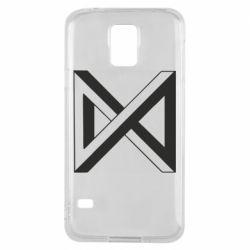 Чохол для Samsung S5 Monsta x simbol