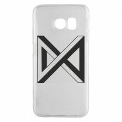 Чохол для Samsung S6 EDGE Monsta x simbol