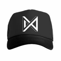 Кепка-тракер Monsta x simbol