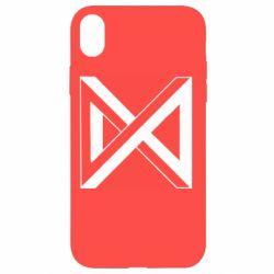 Чохол для iPhone XR Monsta x simbol