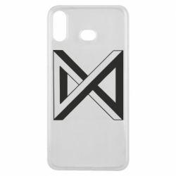 Чохол для Samsung A6s Monsta x simbol