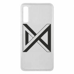Чохол для Samsung A7 2018 Monsta x simbol