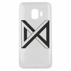 Чохол для Samsung J2 Core Monsta x simbol