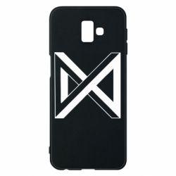 Чохол для Samsung J6 Plus 2018 Monsta x simbol