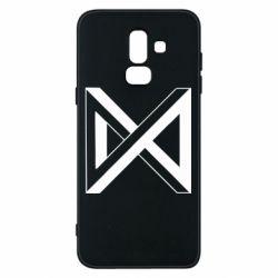 Чохол для Samsung J8 2018 Monsta x simbol