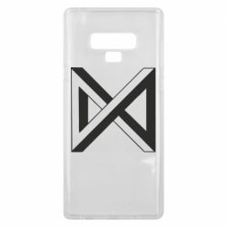 Чохол для Samsung Note 9 Monsta x simbol